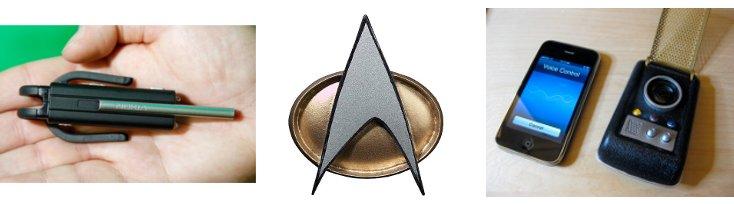 ConnetU : Best Star Trek inventions that came true